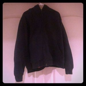 Size XXL navy L.L. Bean hoodie